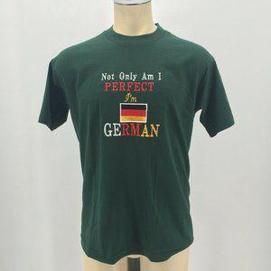 VTG Fruit Of The Loom Graphic Tee Shirt Single Sti